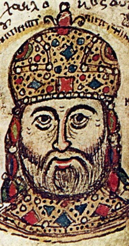 Император Михаил IX Палеолог (1294–1320 годы). en.wikipedia.org - Каталонцы против Византии: битва при Апросе  | Warspot.ru