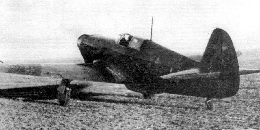 Як-1 №4492, предположительно, из состава 9-го гв.иап - Победы и поражения Лидии Литвяк | Warspot.ru