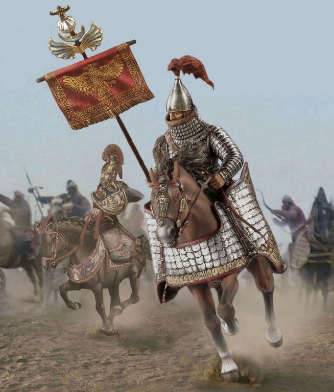 Атака персидской кавалерии. pinterest.com - Агесилай в Малой Азии | Warspot.ru