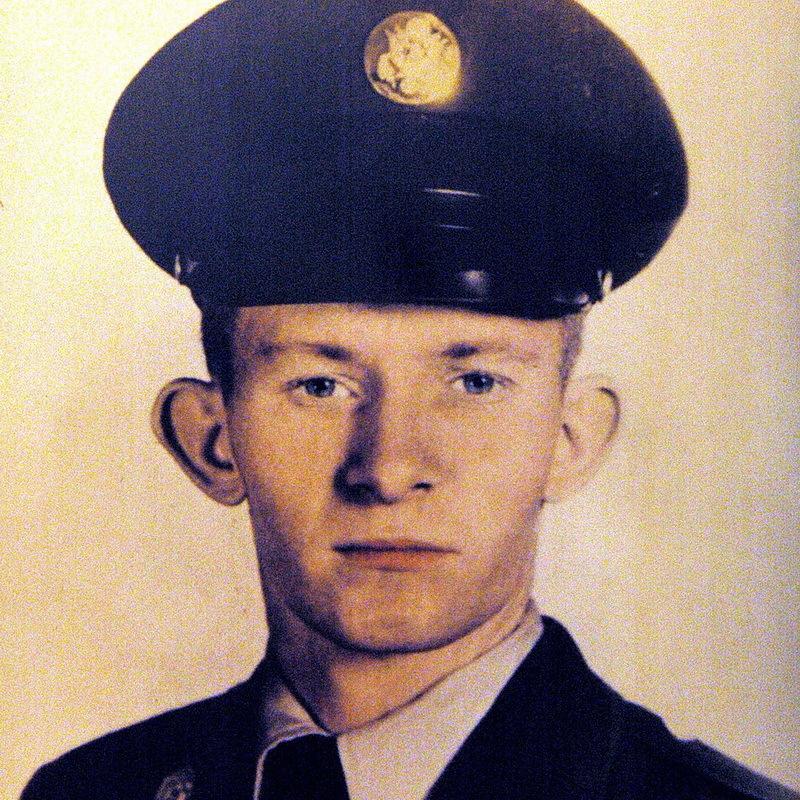 Чарльз Роберт Дженкинс до бегства в Северную Корею. commons.wikimedia.org - Цифры Warspot: 39 лет  | Warspot.ru