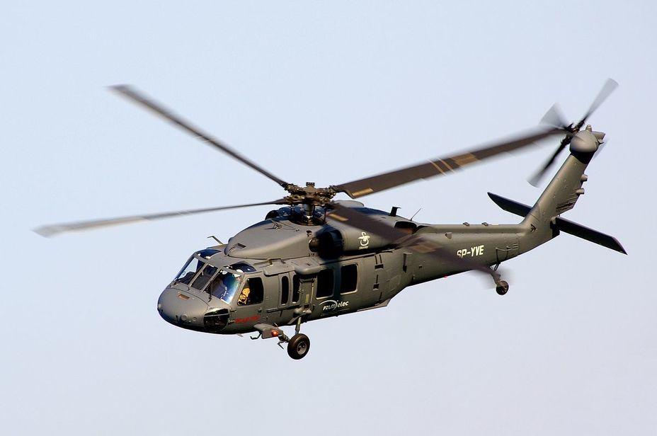 Вертолёт UH-60 Black Hawk lockheedmartin.com - ERIP будет вытеснять российское оружие  | Warspot.ru