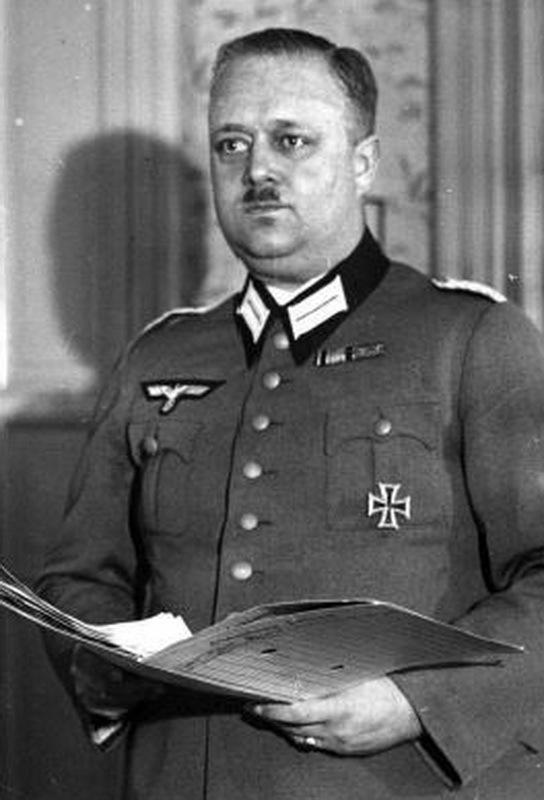 Майор Хассо фон Ведель, ноябрь 1938 года. Источник: BArch, Bild 146-2002-005-22A/Stiehr/CC-BY-SA - Пиарщики вермахта | Warspot.ru