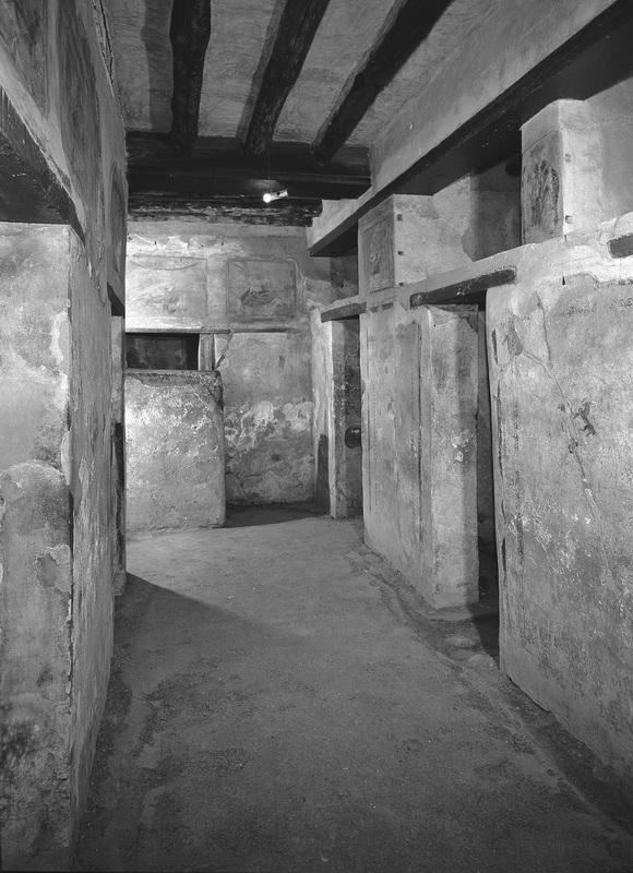 Внутренние помещения помпейского борделя. cambridge.org