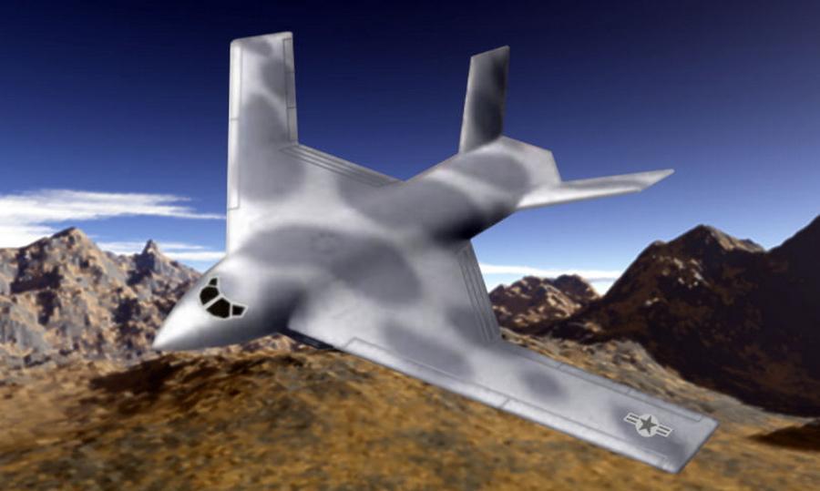 Один из вариантов малозаметного транспортного самолёта, предложенных Lockheed Martin в рамках программы АТТ - В поисках равного для «Геркулеса» | Warspot.ru