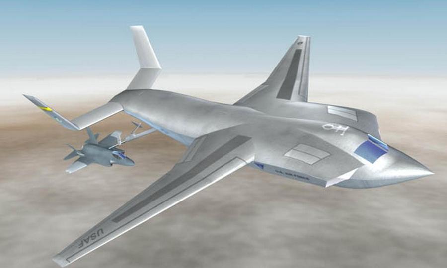 Проект малозаметного воздушного танкера от Lockheed Martin на основе конструкции грузового самолёта AMC-X - В поисках равного для «Геркулеса» | Warspot.ru