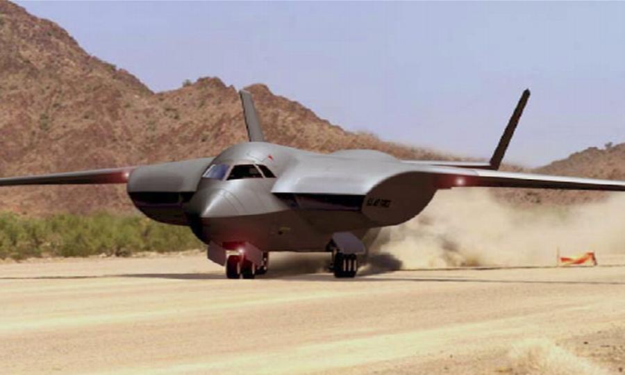 Проект малозаметного транспортного самолёта AMC-X от Lockheed Martin - В поисках равного для «Геркулеса» | Warspot.ru