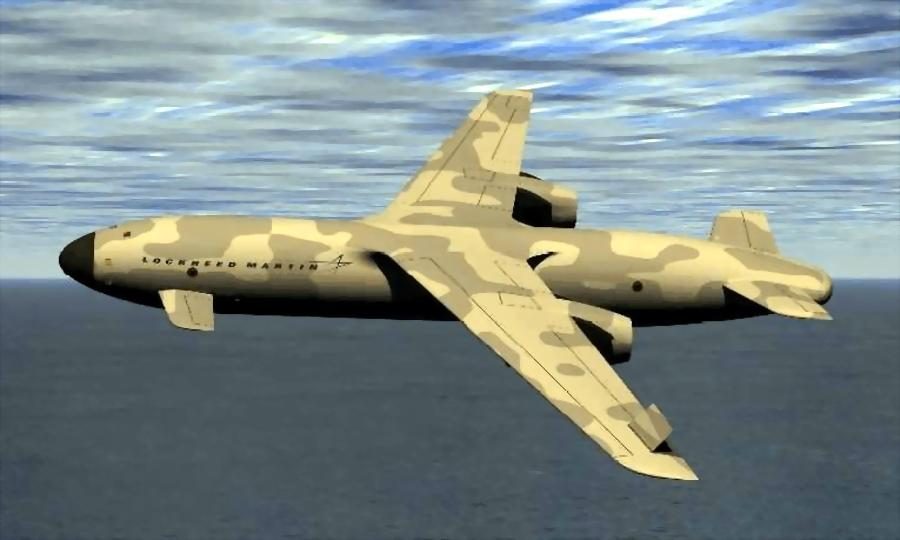 Беспилотный тактический транспортный самолёт от Lockheed Martin - В поисках равного для «Геркулеса» | Warspot.ru