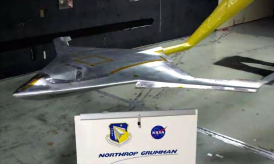 Модель для продувки в аэродинамической трубе, созданная в рамках исследовательских работ HAWSTOL - В поисках равного для «Геркулеса» | Warspot.ru