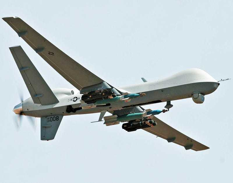 ​Беспилотник MQ-9 Reaper businessinsider.com - Конец эпохи MQ-9 Reaper | Warspot.ru