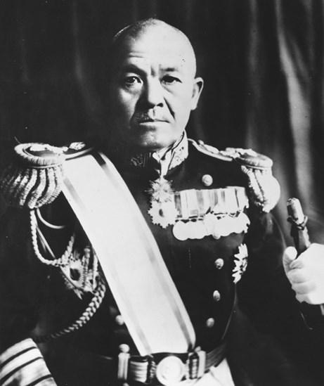 Вице-адмирал Нагумо history.navy.mil - Последний успех японского флота   Warspot.ru