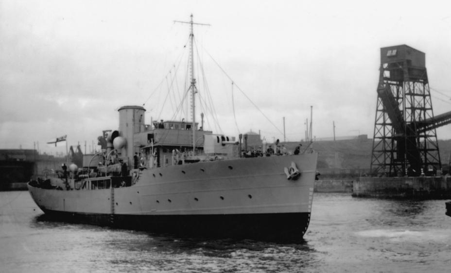 Корвет «Холлихок» hmshollyhock.com - Последний успех японского флота   Warspot.ru