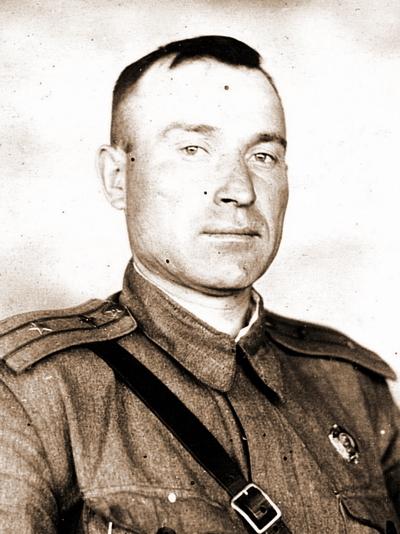 Командир 785-го ИАП майор Владимир Петрович Круглов, фото 1943 года - Охотники за разведчиками | Warspot.ru