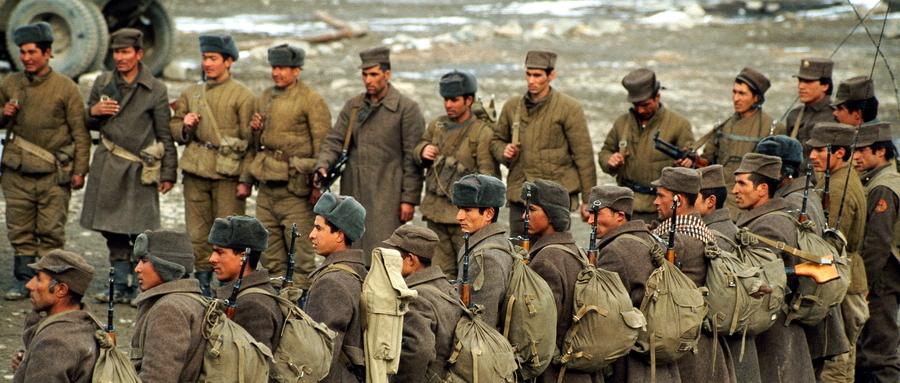 Многим афганским солдатам пришлось делать нелёгкий выбор
