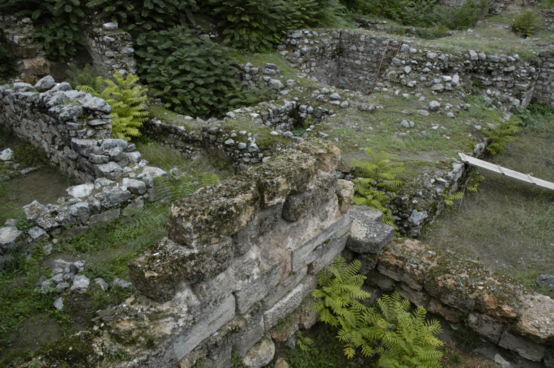 Руины Кадмеи — цитадели античных Фив. commons.wikimedia.org - Священный отряд из Фив | Warspot.ru