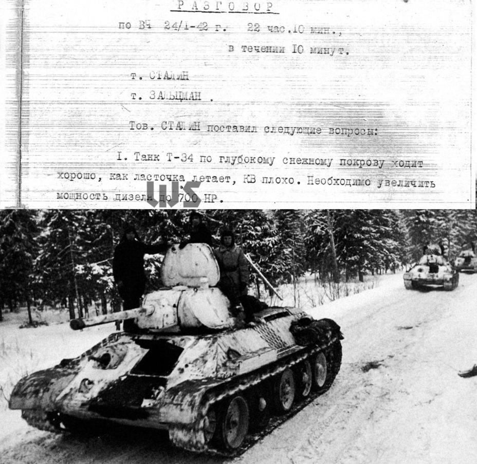 Наиболее ёмкая характеристика проходимости Т-34, которая была дана Сталиным в начале 1942 года - Рабочая лошадка Красной армии | Warspot.ru