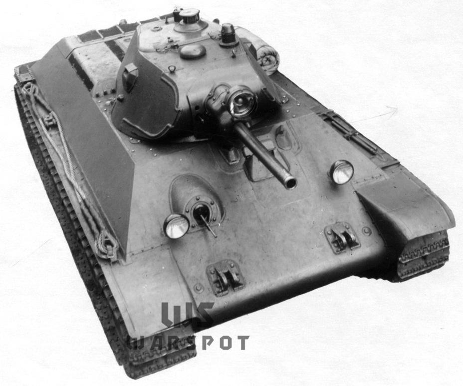 На момент появления Т-34 являлся лучшим средним танком в мире - Рабочая лошадка Красной армии | Warspot.ru