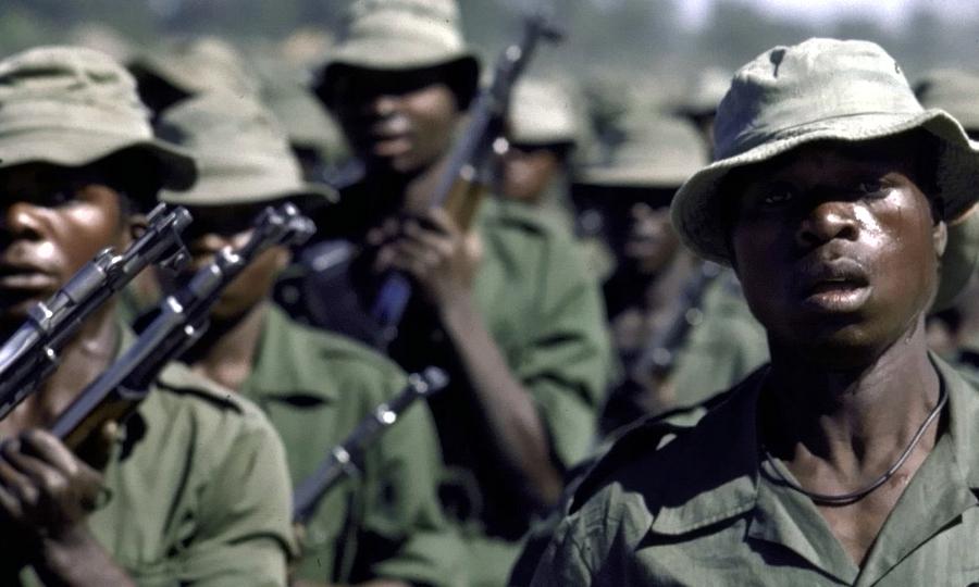 К середине 1983 года вооруженные отряды УНИТА насчитывали около 35 000 бойцов, треть из которых могла быть задействована в активных наступательных операциях