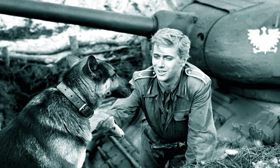 Кадр из телесериала «Четыре танкиста и собака» - Весёлые картинки Warspot: четыре танкиста и собака на бумаге   Warspot.ru