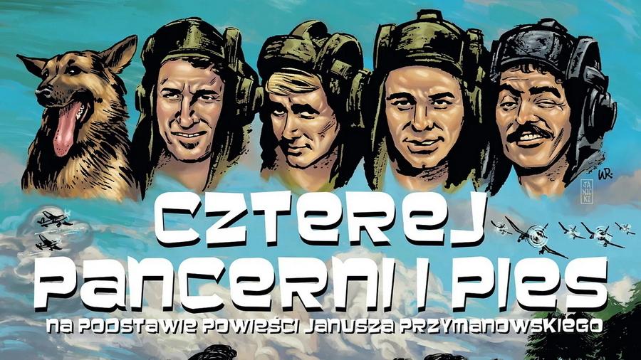 В 2018 году в Польше состоялось очередное пришествие четырёх танкистов — в свет вышел еще один сборник комиксов о похождениях экипажа «Рыжего» - Весёлые картинки Warspot: четыре танкиста и собака на бумаге   Warspot.ru