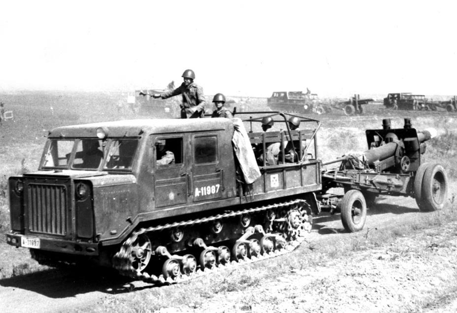 Артиллерия резерва Главного командования РНА