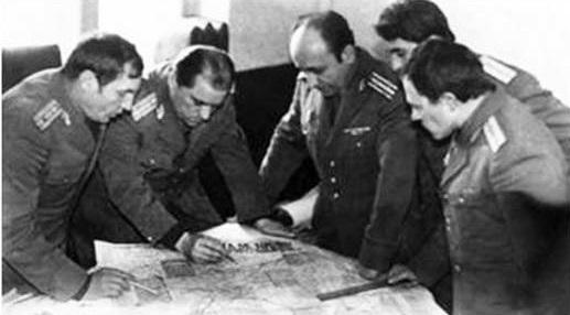 Командно-штабное учение «Zimbrul», 1978 год