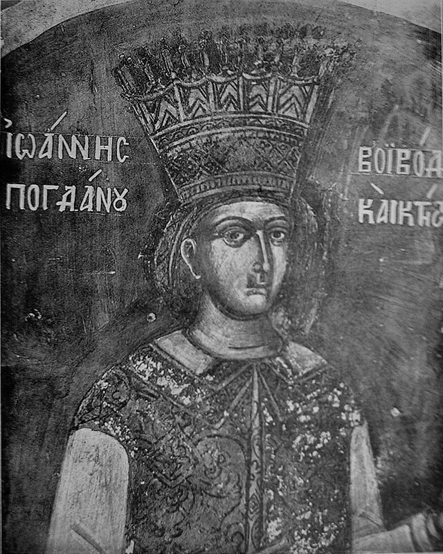 Богдан IV Лэпушняну. commons.wikimedia.org
