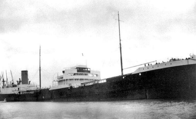 Многострадальный британский танкер «Конч», ставший целью атак трёх немецких субмарин в ночь на 2 декабря 1940 года. Точку в его судьбе поставил Отто Кречмер. wrecksite.eu - Отто Кречмер — истребитель лайнеров | Warspot.ru