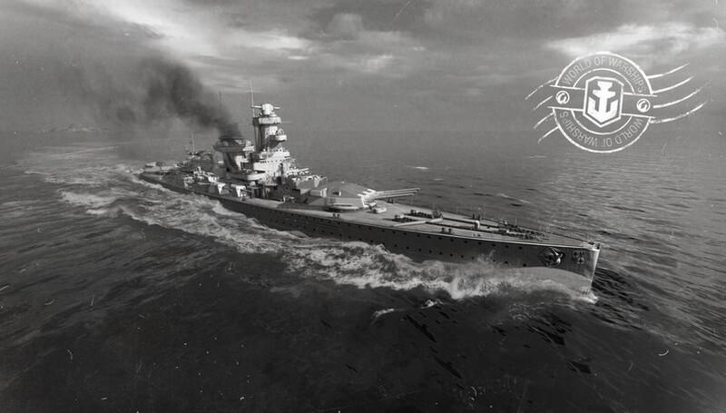  - История камуфляжа: немецкий флот | Warspot.ru