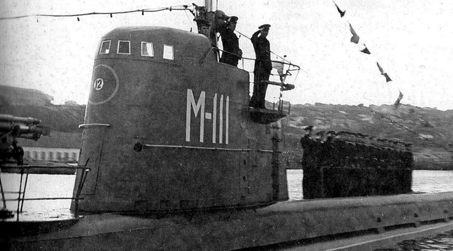 М-111 была единственной подлодкой, выделенной для борьбы с анапскими конвоями - «Действия авиации на коммуникациях противника… были неэффективны» | Warspot.ru
