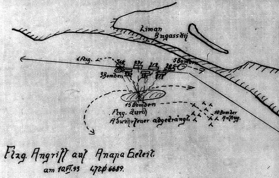 Бой 10 июня 1943 года. На этот раз, если не считать ошибку в числе самолетов, налёт, видимо, отражен достоверно - «Действия авиации на коммуникациях противника… были неэффективны» | Warspot.ru