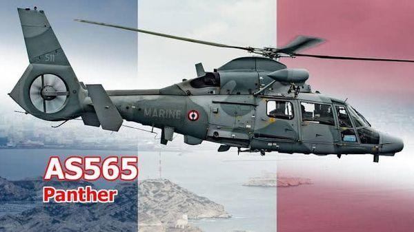 Вертолёт Panther defensenews.com - Франция предложила Индии сборку истребителей Rafale | Warspot.ru