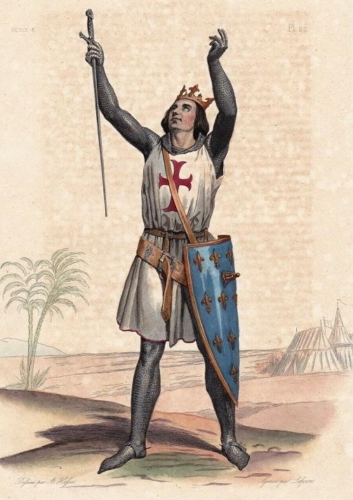 Король Людовик IX Французский - Дежавю для крестоносца | Warspot.ru