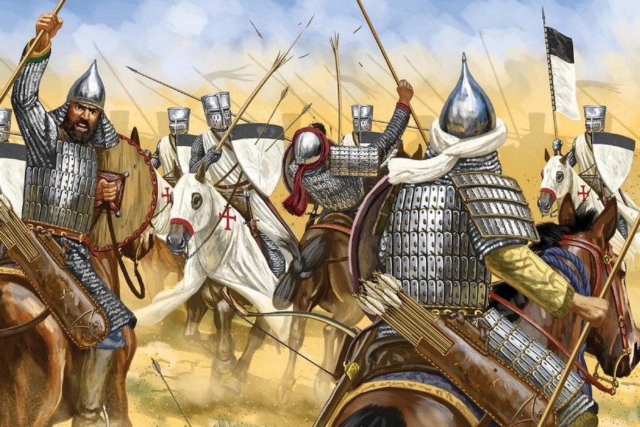 Битва между крестоносцами и сарацинами - Дежавю для крестоносца | Warspot.ru