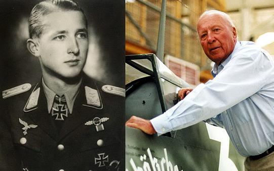 Вальтер Вольфрум — в годы войны и на склоне лет - «Тот факт, что я убил женщину, стал для меня тяжёлым ударом…»   Warspot.ru