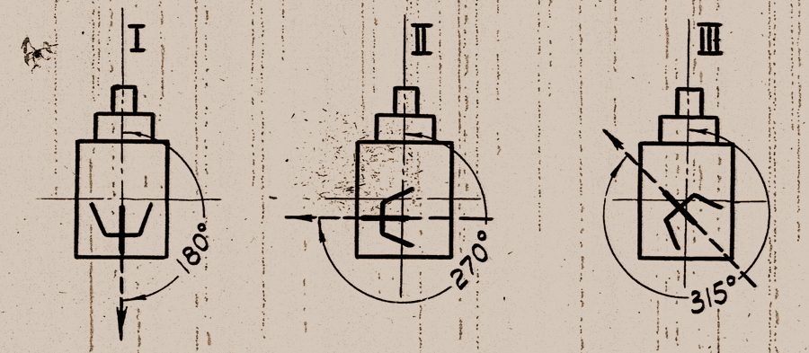 Положения рубки при испытательных стрельбах на АНИОП (ЦАМО) - «Полковушка», идущая вслед за танками | Warspot.ru