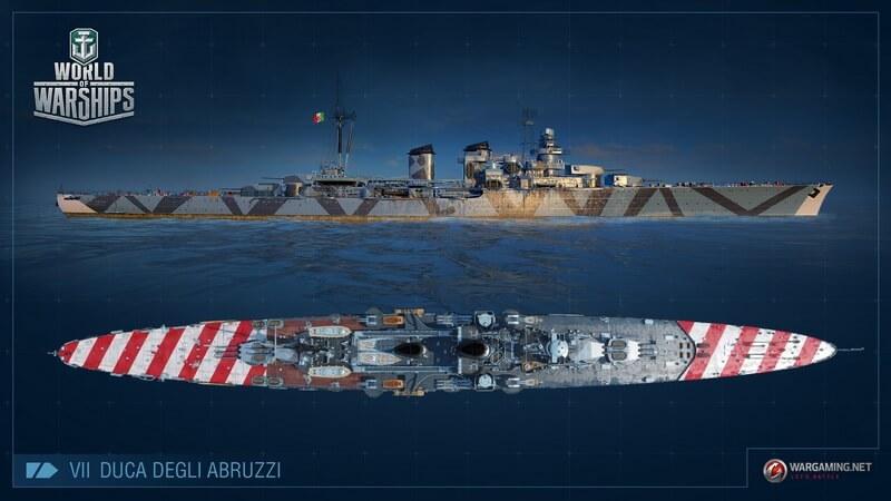  - История камуфляжа: флот Италии | Warspot.ru
