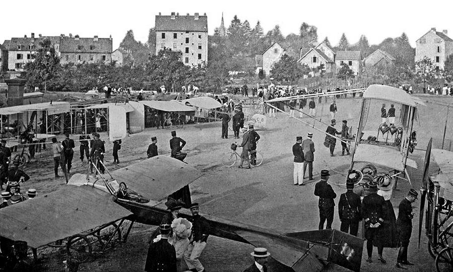 Авиация на Больших манёврах. Франция, 1911 год - Лётчик как лучший друг диверсанта | Warspot.ru