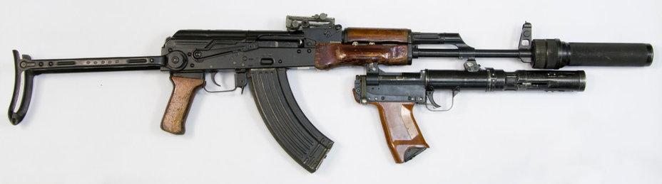 7,62/30-мм специальный стрелковый комплекс 6П15 modernfirearms.net - Зловещая «Тишина»   Warspot.ru