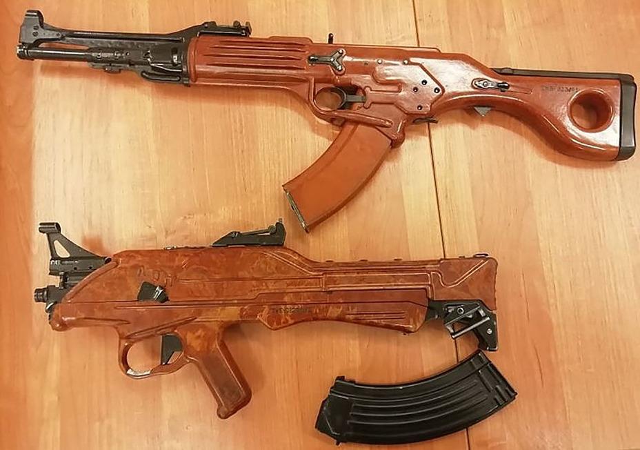 Автоматы ТКБ-022П и ТКБ-022ПМ forum.guns.ru - История тульского булл-папа | Warspot.ru
