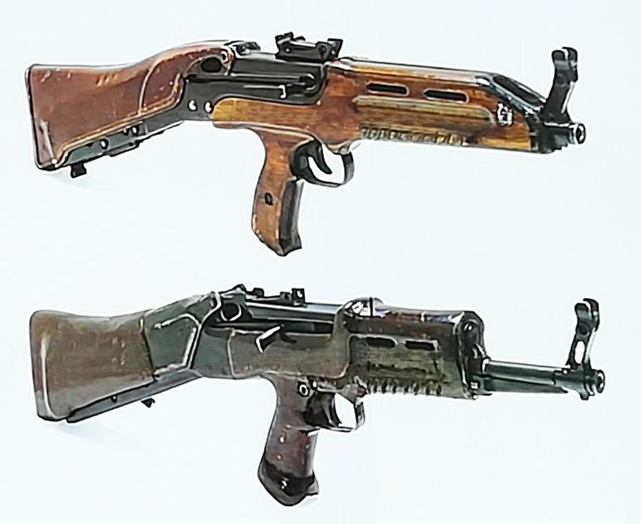 Автоматы ТКБ-011 forum.guns.ru - История тульского булл-папа | Warspot.ru