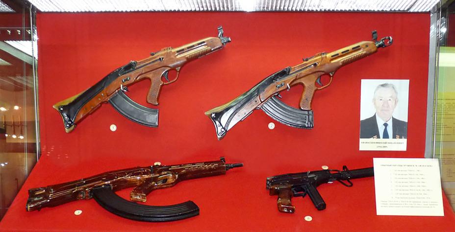 Автоматы ТКБ-011М и ТКБ-011-2М forum.guns.ru - История тульского булл-папа | Warspot.ru