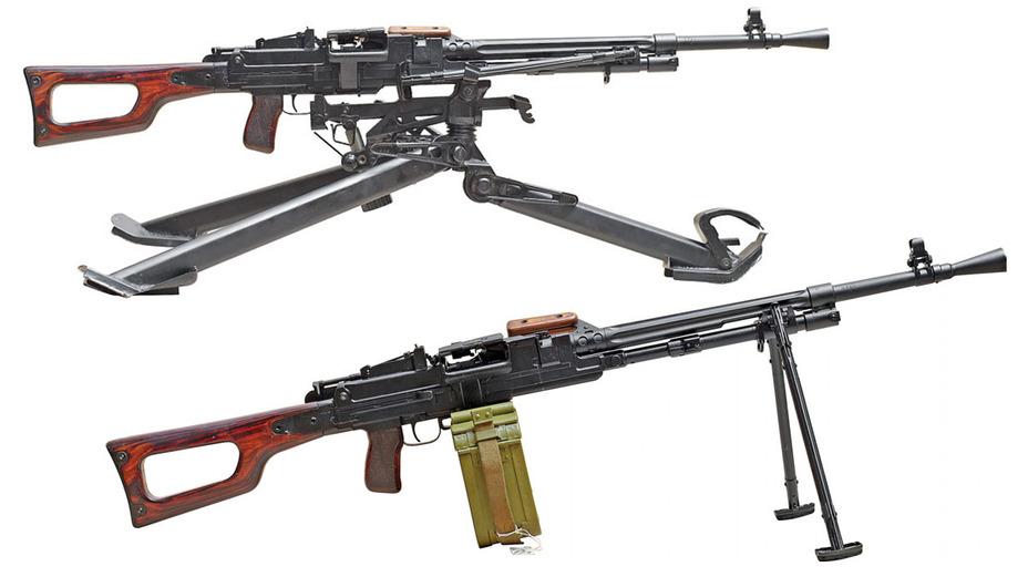 7,62-мм единый пулемёт Никитина ТКБ-521 Концерн «Калашников» - Первый единый | Warspot.ru