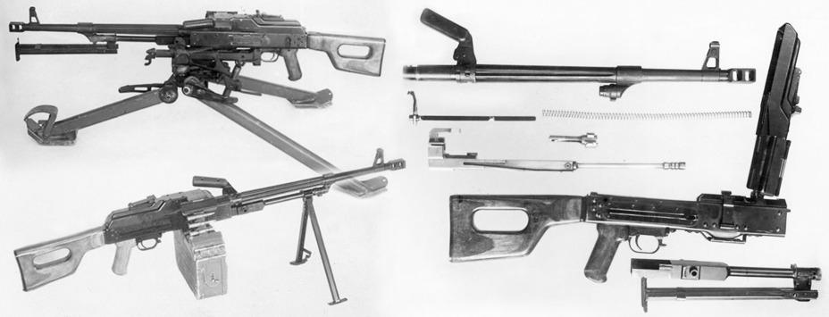 7,62-мм единый пулемёт Калашникова Е-2 и его неполная разборка Концерн «Калашников» - Первый единый | Warspot.ru