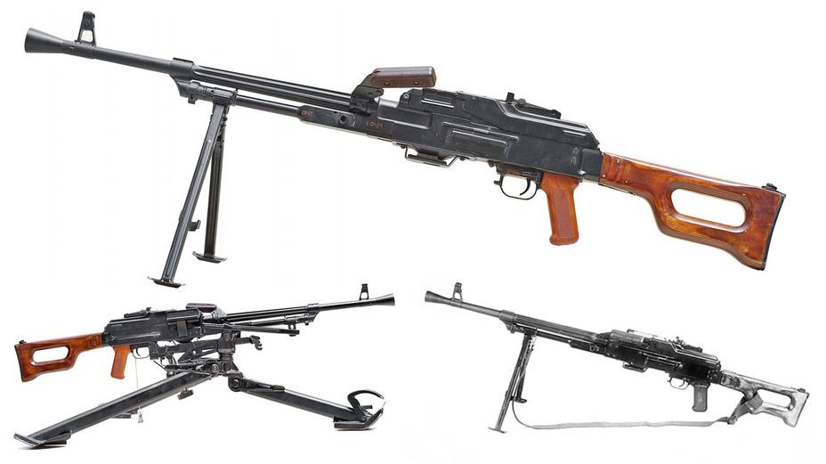 7,62-мм единый пулемёт Калашникова ПК первой серийной партии Концерн «Калашников» - Первый единый | Warspot.ru