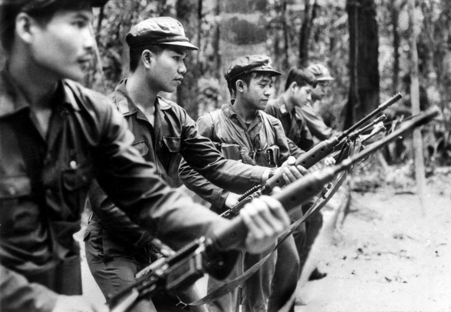 Коммунистические партизаны Таиланда, 1970-е гг. — Час красного быка   Warspot.ru