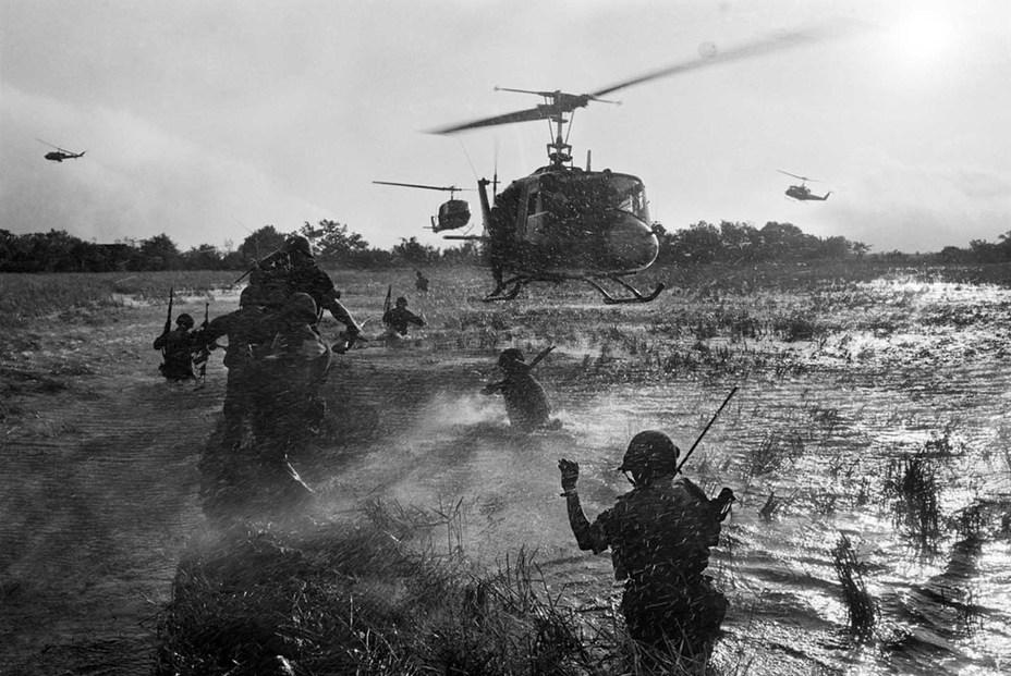 Контрпартизанская операция в дельте Меконга, декабрь 1964 года rarehistoricalphotos.com - Украинский счёт Вьетнамской войны   Warspot.ru