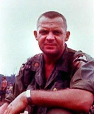 Капитан 1-й кавалерийской дивизии Мирон Дидурик pinterest.com - Украинский счёт Вьетнамской войны   Warspot.ru