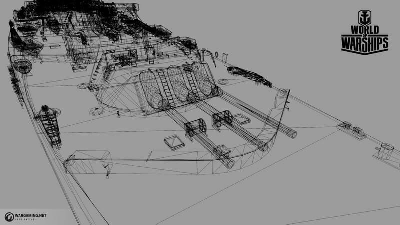  - Проектные корабли: крейсер «Кронштадт» | Warspot.ru